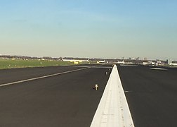 Misaligned take-off from Runway 24, Amsterdam Airport Schiphol, 18 January 2016.<br />Source: Dutch Safety Board
