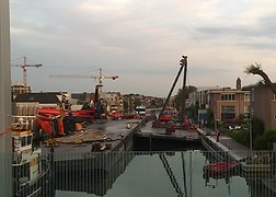 Lifting accident Alphen aan den Rijn.<br />Source: Dutch Safety Board