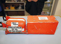 Flight Data Recorder.<br />Bron: AAIB