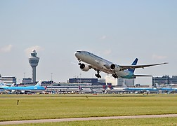 Air traffic safety at Schiphol.<br />Source: Dutch Safety Board