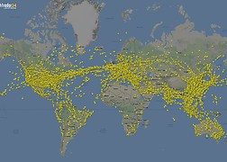Source: Flightradar24