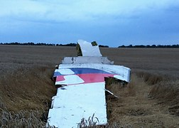 Investigation crash MH17, 17 July 2014<br />Source: ANP
